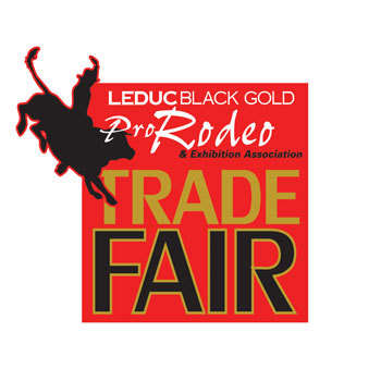 This logo for the Black Gold Rodeo was created by INM and demonstrates their commitment to community.