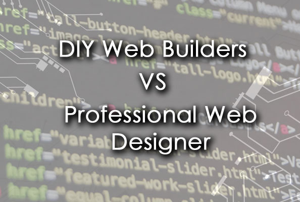 Difference between professional and unprofessional web designers