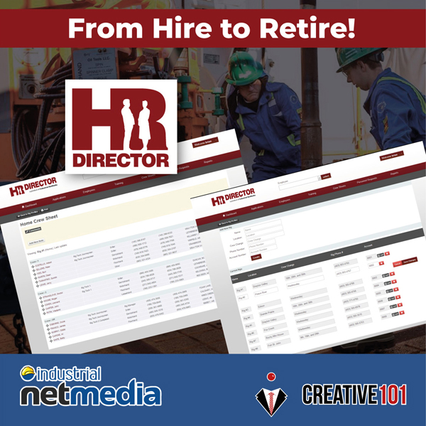 HR Director: Crew Management Software