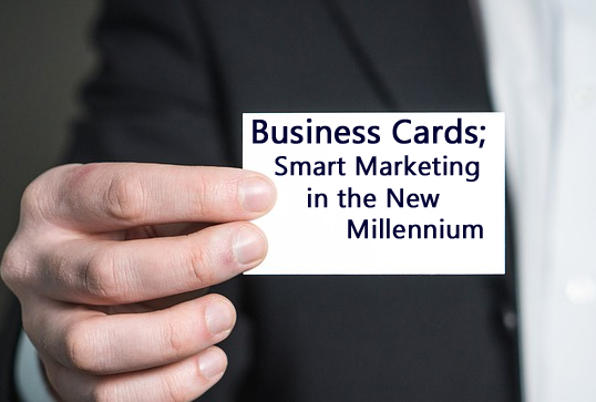 Business cards are important to your business