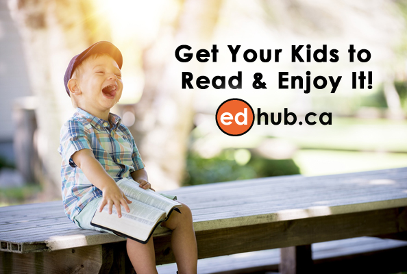 How to Get your Kids to Read & Enjoy it!