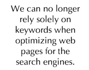 More than just keywords