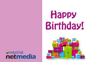 Industrial NetMedia is a smart choice for higher quality company greeting cards.