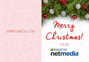 Industrial NetMedia in North Edmonton sells customized holiday cards.