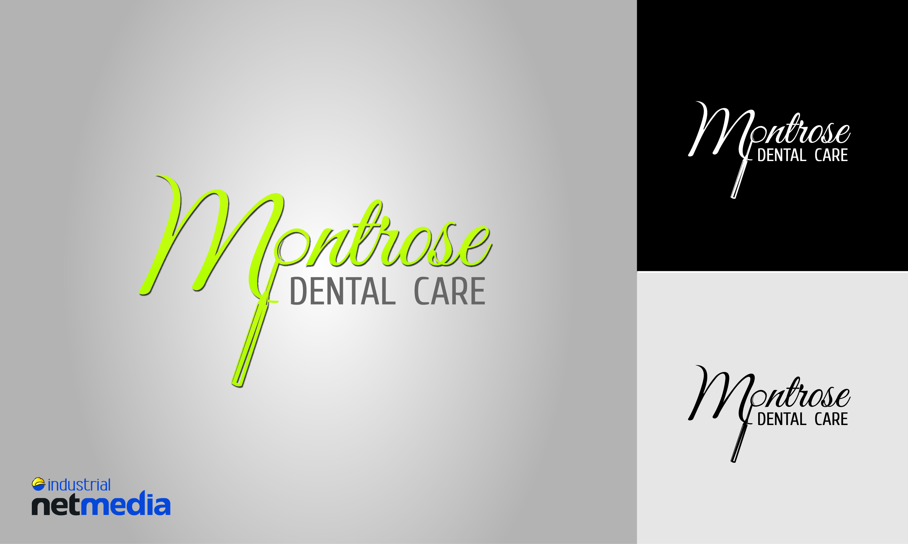 Montrose Dental Centre Logo created by INMCA